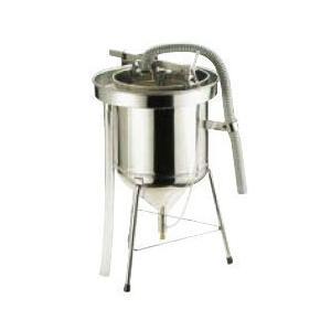 別注製作品 もち米仕様(くずし加工一式付)MJP式 超音波ジェット洗米器 (給水ホースФ15) 70型(5升用)代引不可商品です