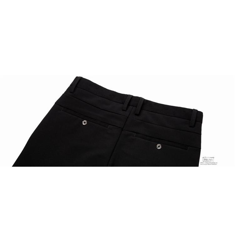 スキニーパンツ メンズ スラックス チノパン ビジネス ボトムス ストレッチ スリム 美脚 フォーマル 通勤 父の日|hikari-fashion|11