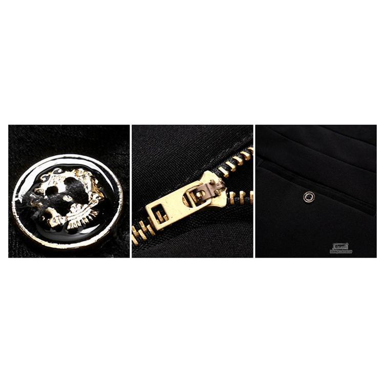スキニーパンツ メンズ スラックス チノパン ビジネス ボトムス ストレッチ スリム 美脚 フォーマル 通勤 父の日|hikari-fashion|10