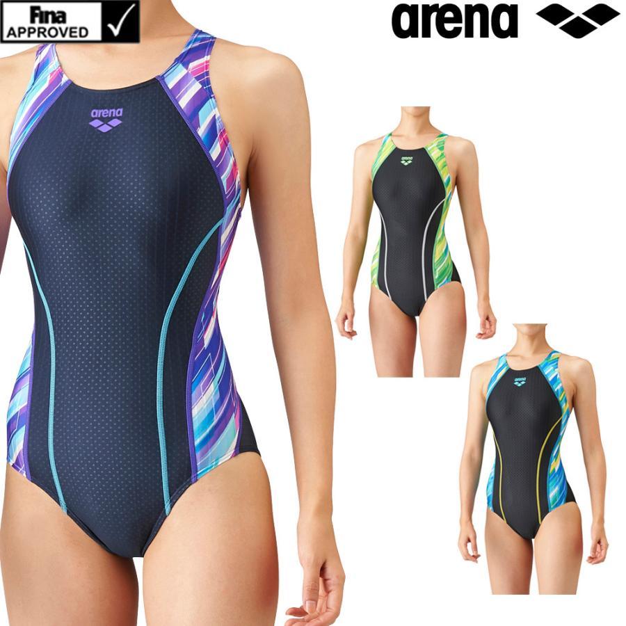 アリーナ ARENA 競泳水着 レディース 贈物 fina承認 ランキングTOP5 セイフリーバック 2021年秋冬モデル Diamond Flex-ST 着やストラップ ARN-1064W