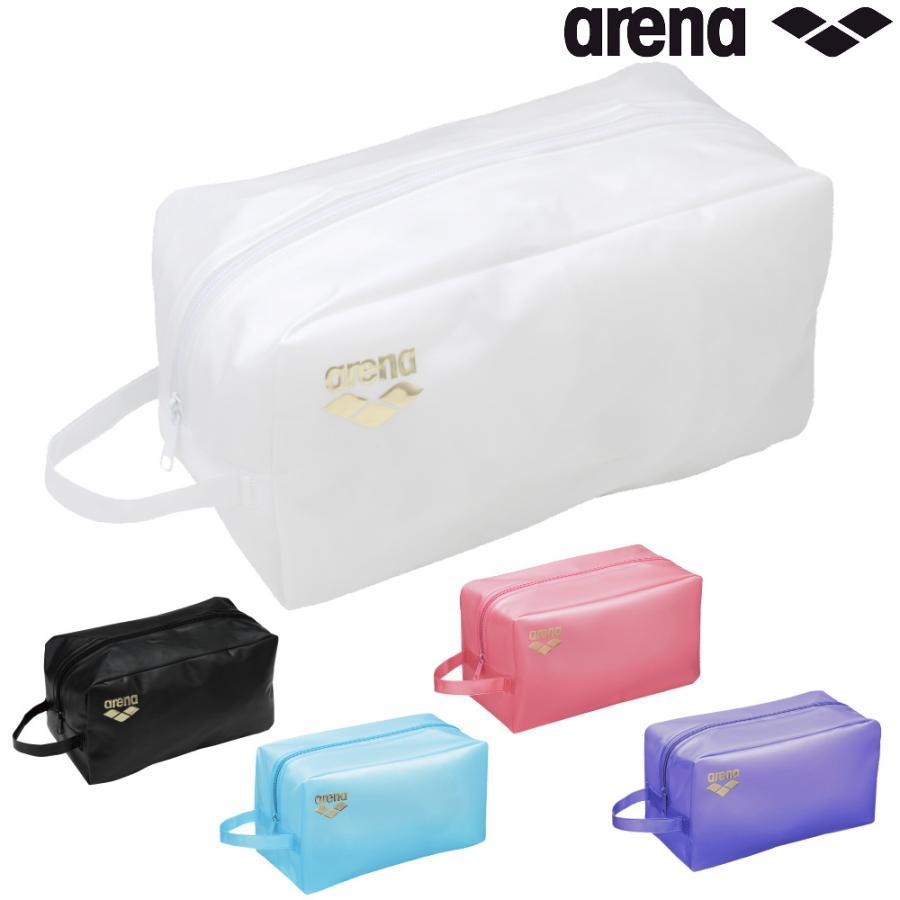 ARENA 卸直営 アリーナ プルーフバッグ 水泳小物 ポーチ ARN-7432 プール 定番から日本未入荷