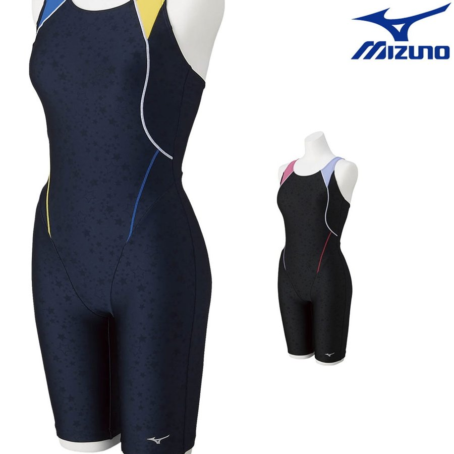 ミズノ MIZUNO フィットネス水着 レディース 予約 オールインワン パッド付き ONE STROKE 2021年春夏モデル N2JG1302 至上