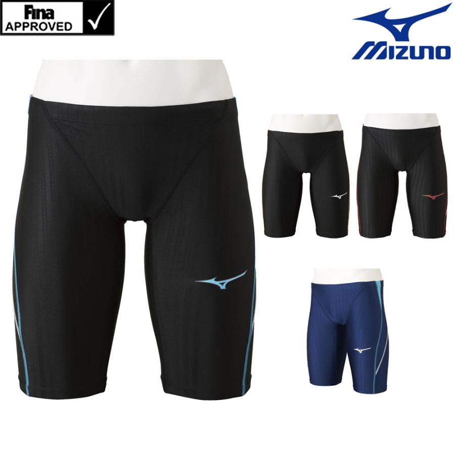 完売 ミズノ MIZUNO 競泳水着 メンズ fina承認 N2MB0020 ACE STREAM 人気商品 ハーフスパッツ ストリームフィットA
