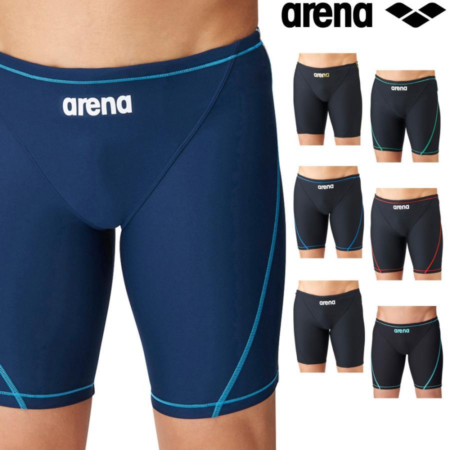 アリーナ 高い素材 ARENA 競泳水着 高級 メンズ 練習用 スパッツ タフスキンE 競泳練習水着 タフスーツ SAR-1103 2021年秋冬モデル