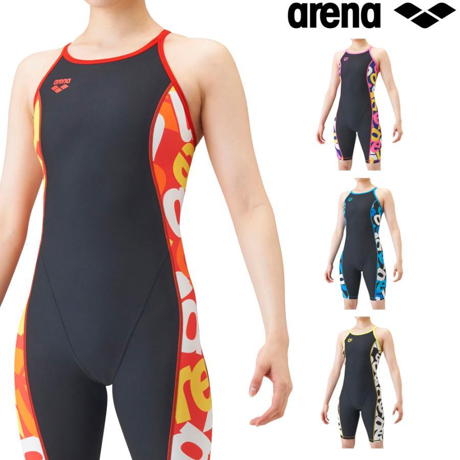アリーナ ARENA 競泳水着 レディース 練習用 タフフライバックスパッツ 競泳練習水着 タフスーツ 限定タイムセール タフスキン SAR-1128W 2021年秋冬モデル 高品質新品