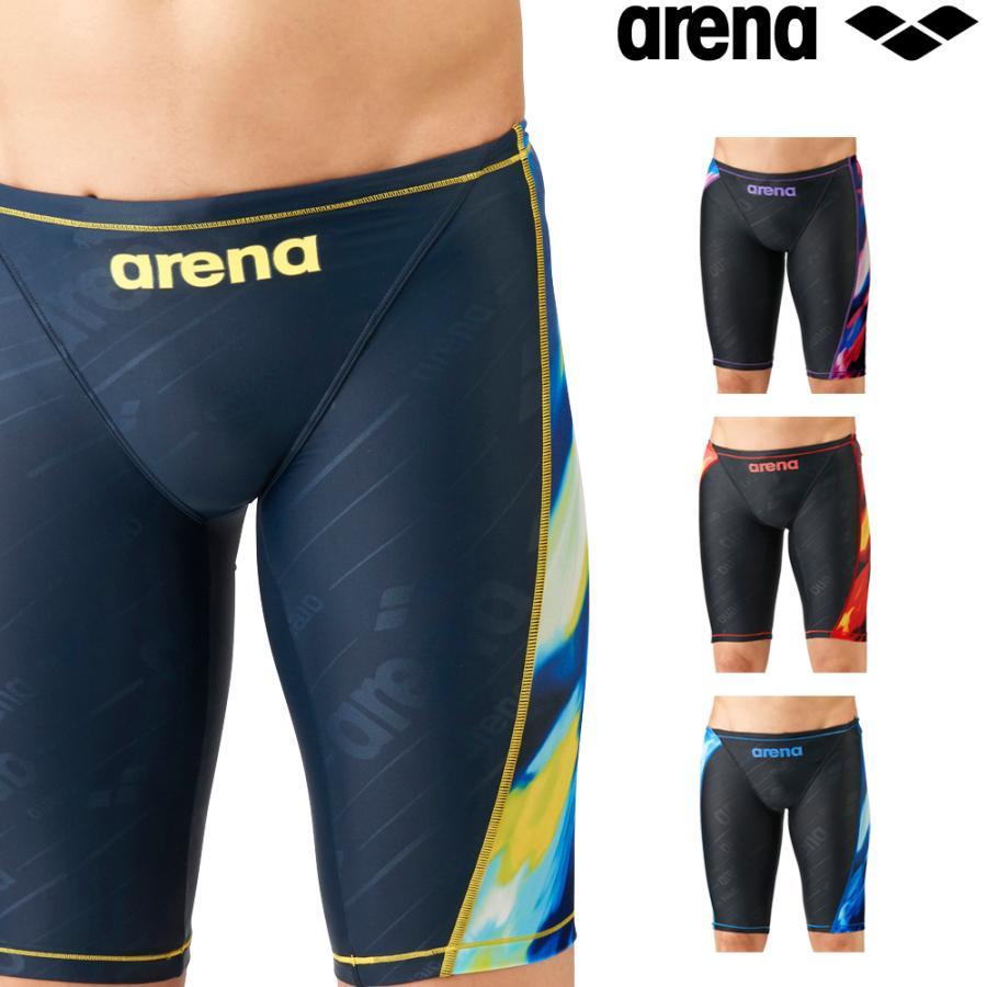 アリーナ 上品 ARENA 競泳水着 メンズ 練習用 マスターズスパッツ タフスキンフレックス タフスーツ 2020秋冬新作 2021年秋冬モデル SAR-1147 競泳練習水着