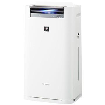 SHARP 加湿空気清浄機 お求めやすく価格改定 売却 プラズマクラスター25000 KI-JS70-W ホワイト
