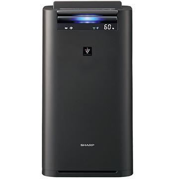 新登場 商い SHARP 加湿空気清浄機 プラズマクラスター25000 KI-LS50-H グレー