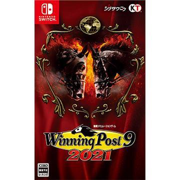 コーエーテクモゲームス [Switch] Winning Post 9 2021