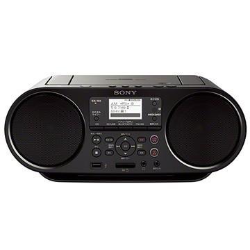 SONY <セール&特集> USB ZS-RS81BT Bluetooth対応CDラジオ 100%品質保証