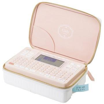 マーケット キングジム ラベルライター テプラ ピンク SR-GL2 PRO おすすめ特集