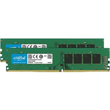 Crucial 内蔵メモリ 32GB 16GBx2 DDR4 新商品 3200 PC4-25600 Unbuffered DR CT2K16G4DFD832A CL22 288pin DIMM 今だけ限定15%OFFクーポン発行中 x8