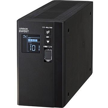 OMRON 無停電電源装置 手数料無料 常時商用給電 正弦波出力 BW55T 最安値挑戦 340W 550VA