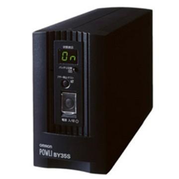 OMRON 無停電電源装置 常時商用給電 正弦波出力 BY35S 210W 日本全国 送料無料 350VA 購入