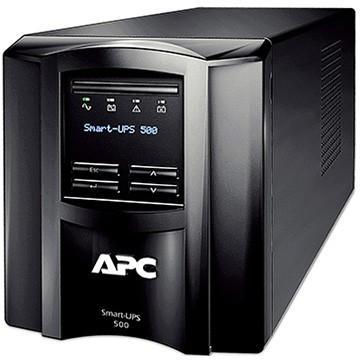 SchneiderElectricJapan Smart-UPS お歳暮 500 LCD 無償保証期間:1年間 100V 正規販売店 SMT500J-E