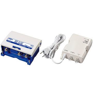 サン電子 ■利得切換式UHFブースタ SBF-453D-P