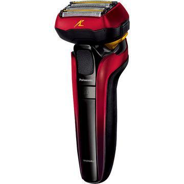 Panasonic メンズシェーバー ラムダッシュ ES-LV5F-R 赤 市販 10%OFF 5枚刃