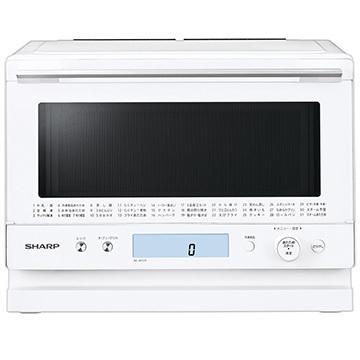 保証 休日 SHARP PLAINLY 過熱水蒸気オーブンレンジ RE-WF231-W 23L ホワイト系