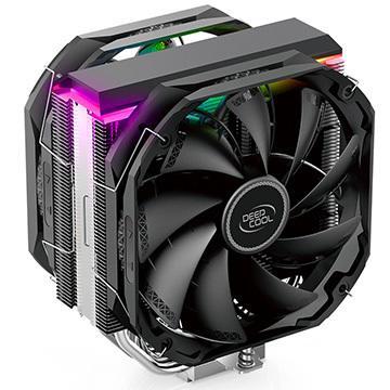 Deepcool CPUクーラー 大特価 AS500 PLUS 安い R-AS500-BKNLMP-G