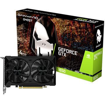 Gainward グラフィックボード GeForce GTX Ghost NE6165001BG1-1175D-G 1650 新作続 D6 お買い得