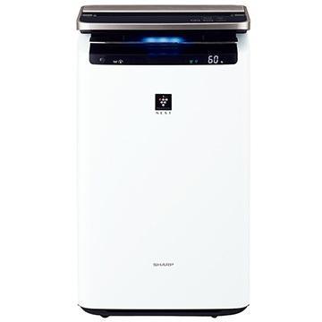 驚きの値段で SHARP 加湿空気清浄機 プレミアムモデル プラズマクラスターNEXT ホワイト 商品 KI-LP100-W