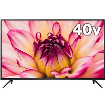 TCL 40V型液晶TV 地デジ 低廉 BS 40S515 TV搭載 Seasonal Wrap入荷 CS android