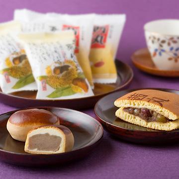 株式会社茜丸 どら焼きとお饅頭の3種詰め合わせ15個 五色どら 大栗どら 栗まん 至上 ファクトリーアウトレット