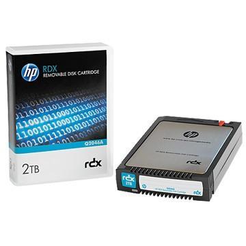 HP RDX 2TB リムーバブルディスクカートリッジ Q2046A