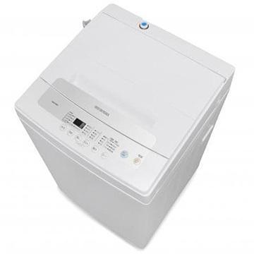 予約販売 アイリスオーヤマ 全自動洗濯機 IAW-T502E テレビで話題 5.0Kg