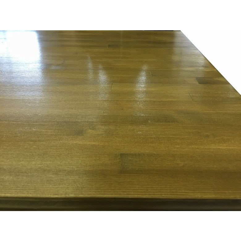 木製レジカウンター・受付カウンター_幅120cm×奥行60cm×高さ92cm_オーク+ニス_C004OK|hikariya-netshop|04