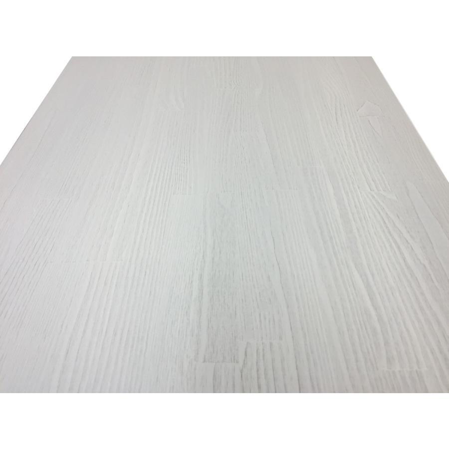 木製レジカウンター・受付カウンター_幅150cm×奥行58cm×高さ92cm_アンティークホワイト_UN819AWH hikariya-netshop 06