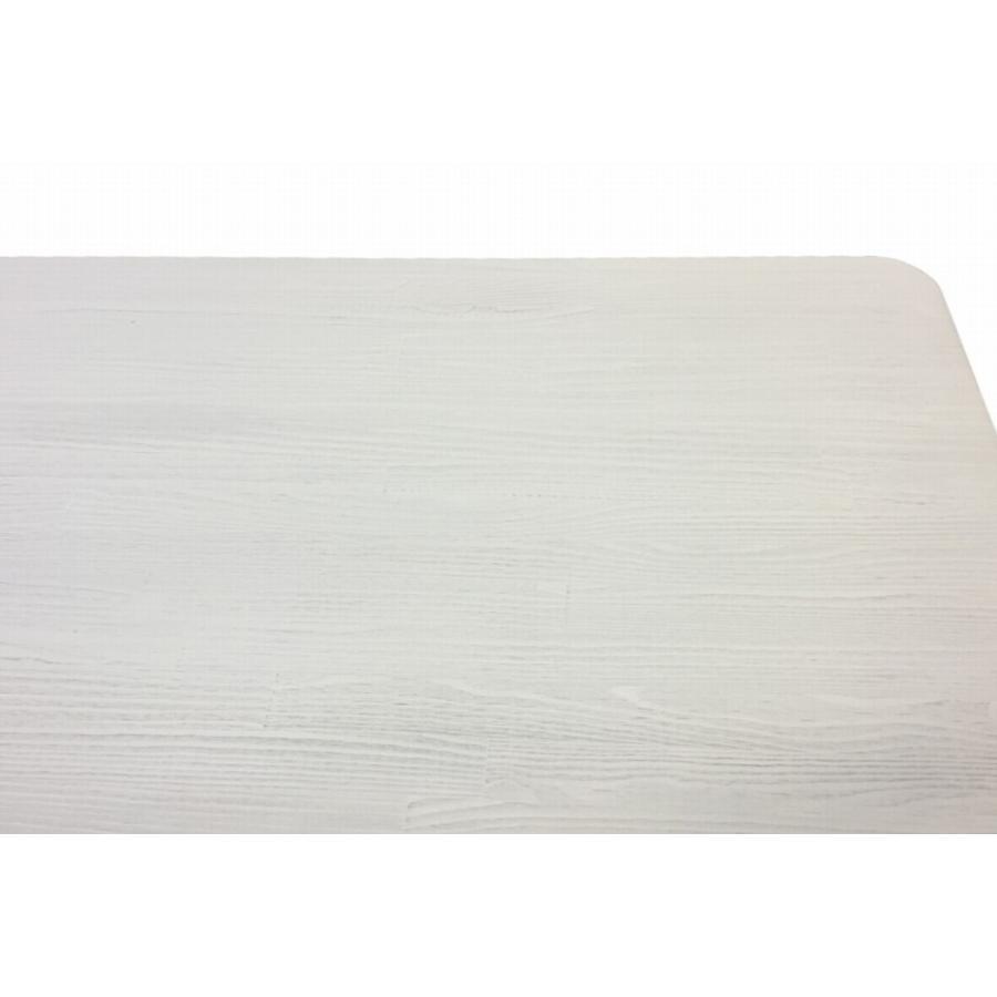 木製レジカウンター・受付カウンター_幅150cm×奥行58cm×高さ92cm_アンティークホワイト_UN819AWH hikariya-netshop 07