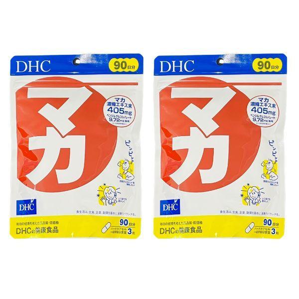 マカ dhc DHC マカの口コミ・効果・値段比較