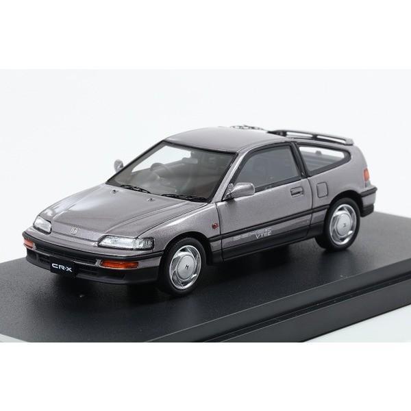 【MARK43】 1/43 ホンダ CR-X SiR EF8 1989 グレーメタリック