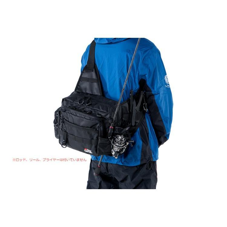 アブガルシア ワンショルダーバッグ 2AbuGarcia One Shoulder bag 2|hikoboshi-fishing|08