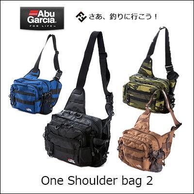 アブガルシア ワンショルダーバッグ 2AbuGarcia One Shoulder bag 2|hikoboshi-fishing|09