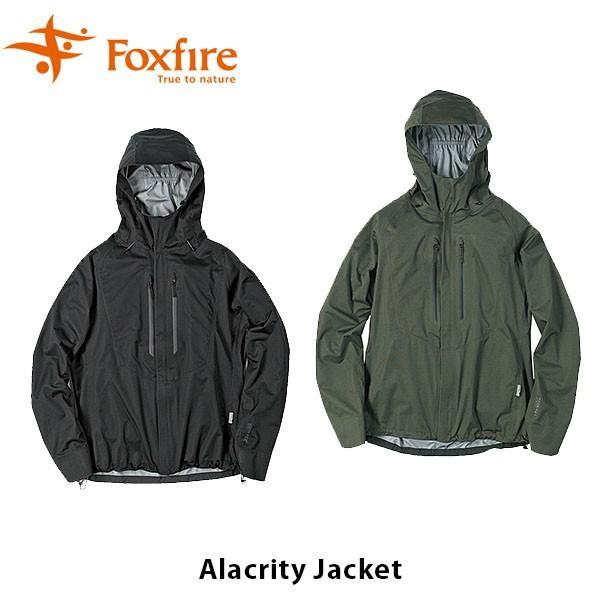 フォックスファイヤー Foxfire メンズ アラクリティジャケット Alacrity Jacket 5213862 FOX5213862