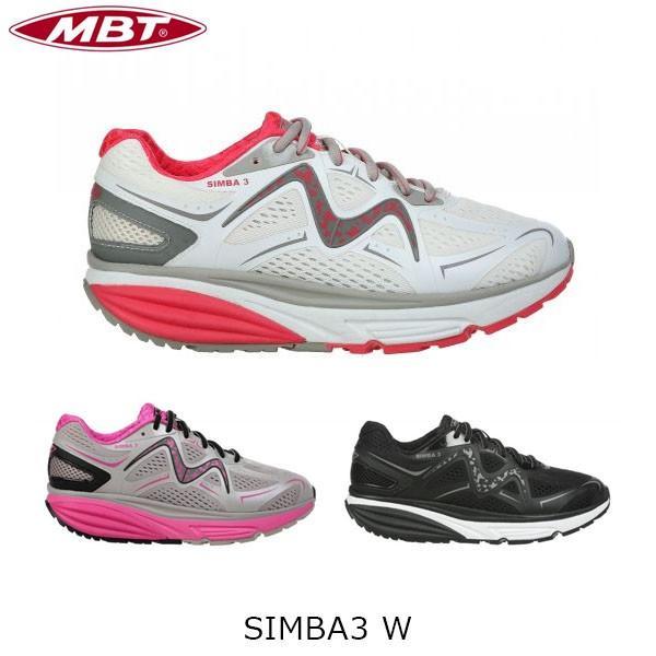 エムビーティー MBT レディース スニーカー シューズ SIMBA 3 W ローカット シューズ トレーニング 健康 靴 イーラボ 女性用 MBT702028