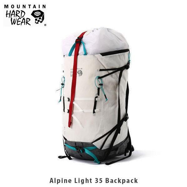 マウンテンハードウェア バックパック リュックサック アルパインライト35バックパック Alpine Light 35 Backpack メンズ レディース 35L トレッキング OU7543
