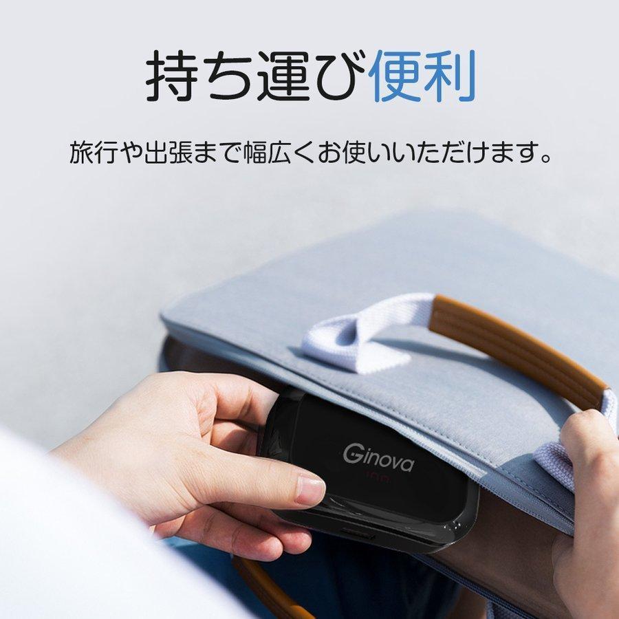 ワイヤレスイヤホン bluetooth5.1 ブルートゥース 5000mAh大容量 自動接続 両耳重低音 LED残量表示 IPX7防水 iPhone/Android対応|hillnup|14