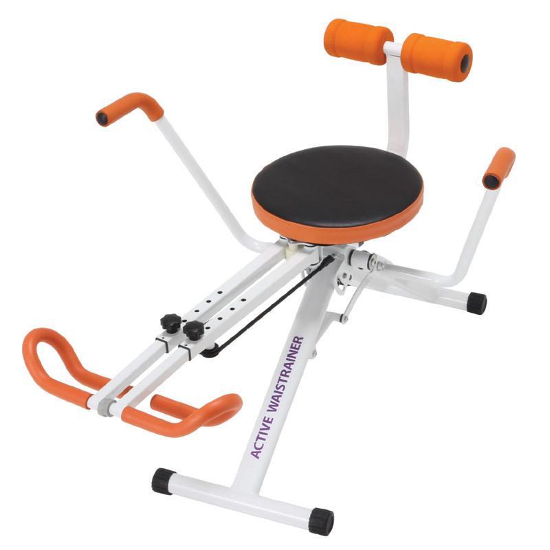 ウエストツイストシェイプ運動器具フィットネストレーニング器具 折りたためます himalaya