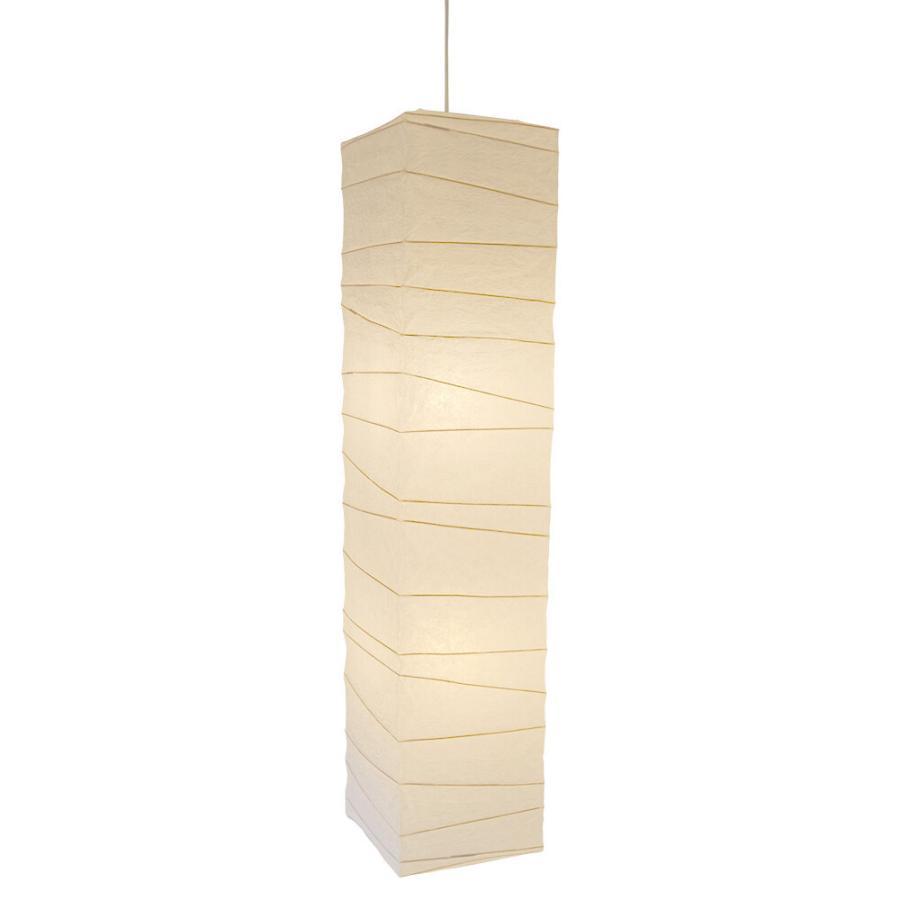 日本製和紙照明大型照明吹き抜け用和風天井照明ペンダントライト人気揉み紙仕様|himalaya|03