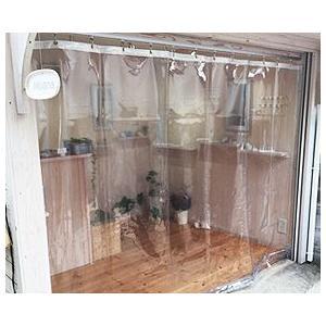 天井吊り下げ式高透明ビニールパーティションハトメ加工コロナウイルス飛沫感染防止対策サイズ選べます非防炎 kkkez アクリル板に代わる素材|himalaya