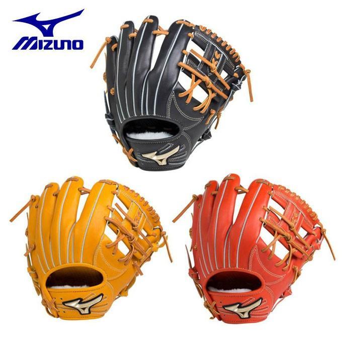 (お得な特別割引価格) ミズノ MIZUNO 野球 硬式グラブ ミズノ 内野手用 硬式用 MIZUNO 野球 グローバルエリート Hselection02 1AJGH18303 bb, Karly Shop:f4b1c2ce --- airmodconsu.dominiotemporario.com
