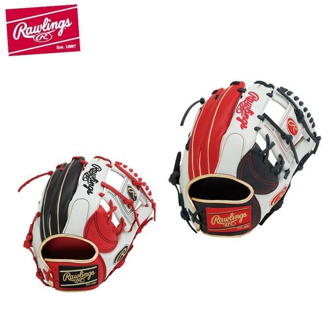 新品同様 ローリングス Rawlings 野球 一般軟式グラブ 内野手用 メンズ レディース 軟式用HOH GOLD GR8FHG44 bb, トントンモール 8f408917
