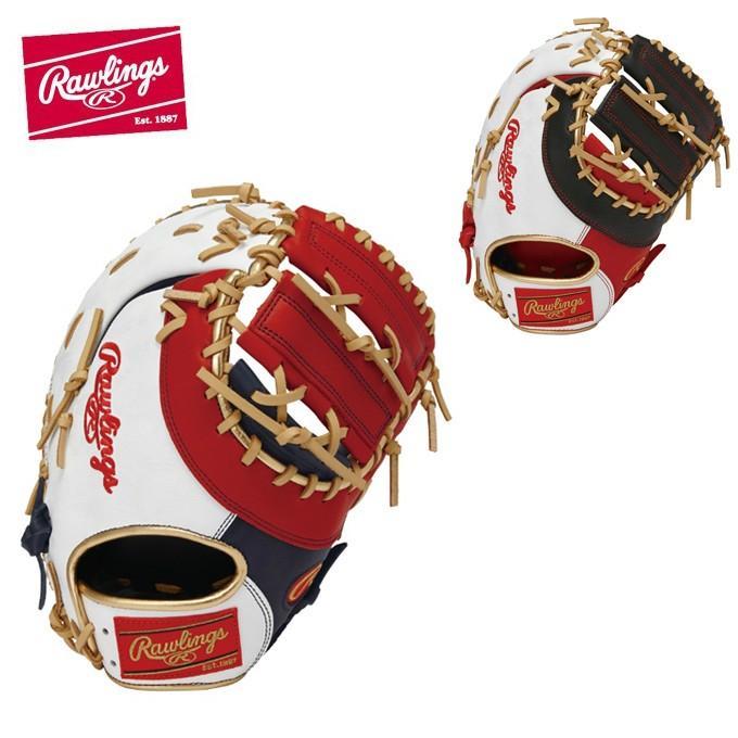ローリングス Rawlings 野球 一般軟式グラブ 一塁手 HOH ゴールド CAMO FM用 GR9FHG3ACD bb