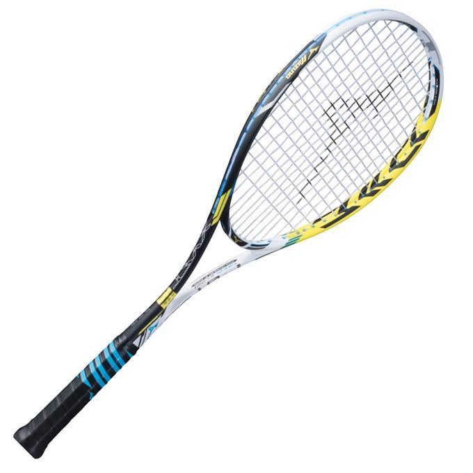 ミズノ ( MIZUNO ) テニス 軟式ラケット 未張り上げ ( メンズ レディース ) Xyst T-01 限定カラー 63JTN73370