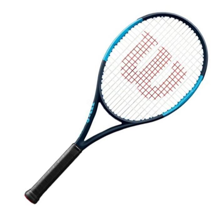 【沖縄県内(離島含)3,300円以上購入で送料無料】ウイルソン Wilson 硬式テニスラケット 未張り上げ ULTRA 100 L WRT73742