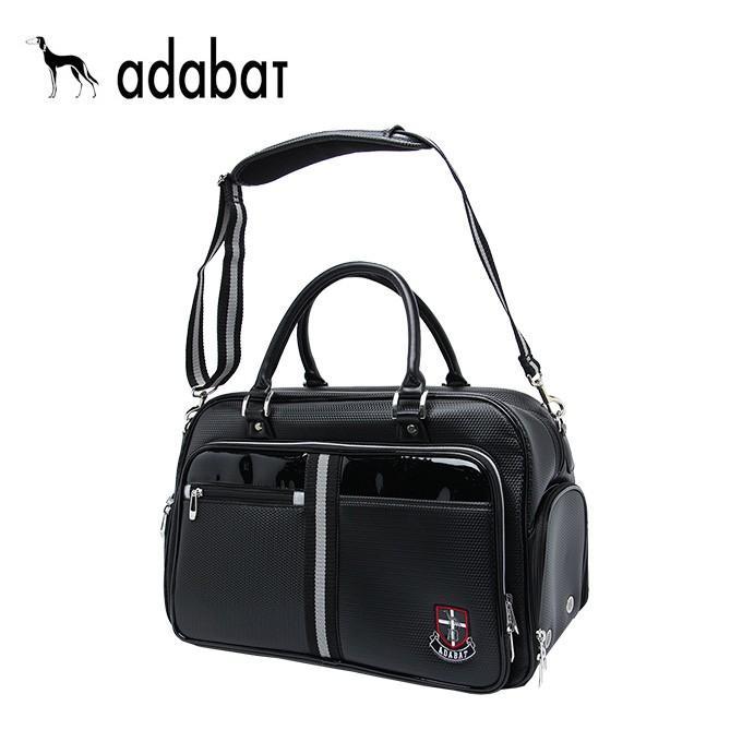 【沖縄県内(離島含)3,300円以上購入で送料無料】アダバット adabat ボストンバッグ メンズ ABB401