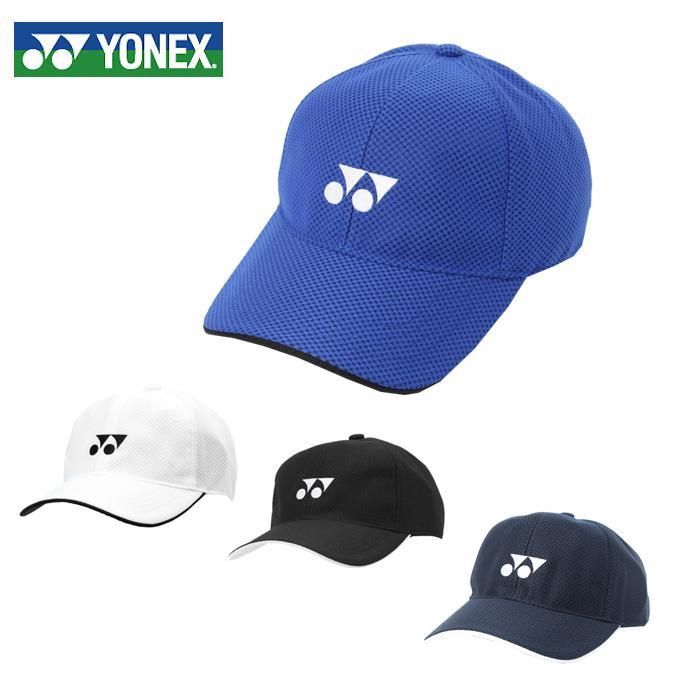 お求めやすく価格改定 ヨネックス YONEX ユニセックス メッシュキャップ 40002 吸汗速乾 UVカット 帽子 テニス 店内限界値引き中&セルフラッピング無料